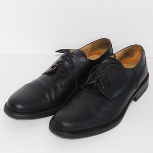 "Johnston & Murphy ""Tabor"" Leather  Oxford/Size 9"